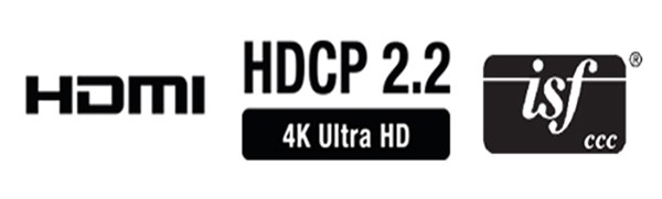 HDMI, HDCP, ISF