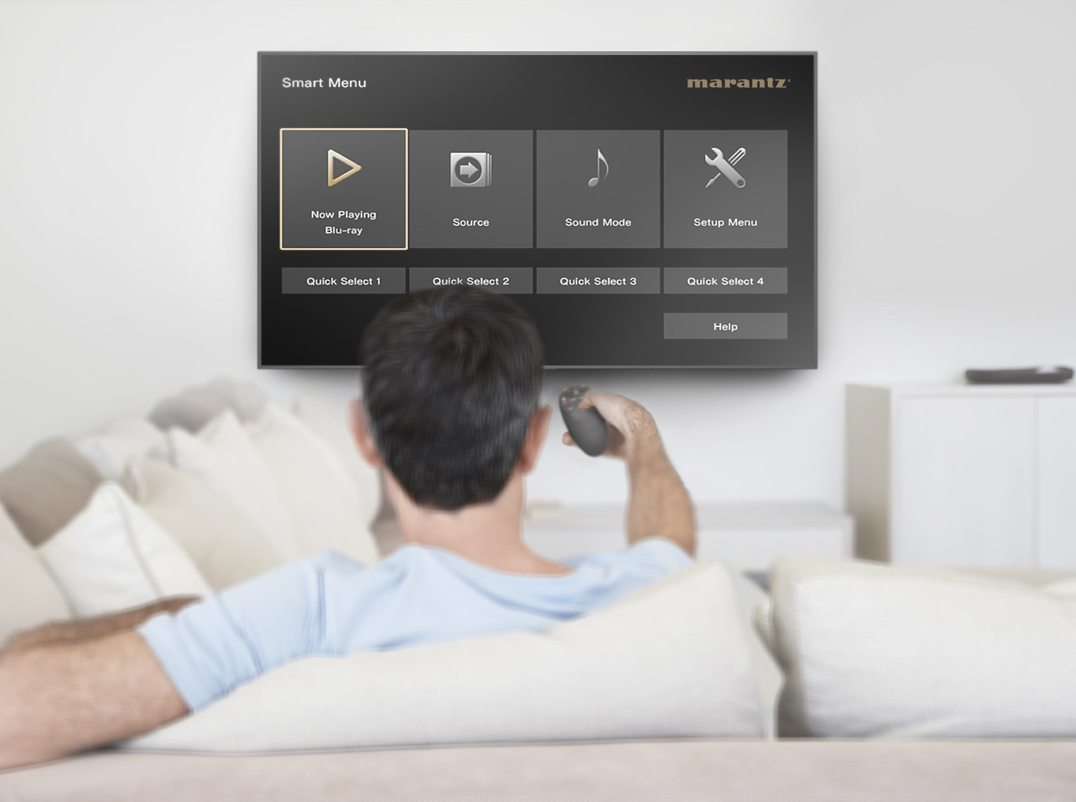 Connect your Smart-TV