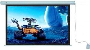 Ekran elektryczny Optika 200x117